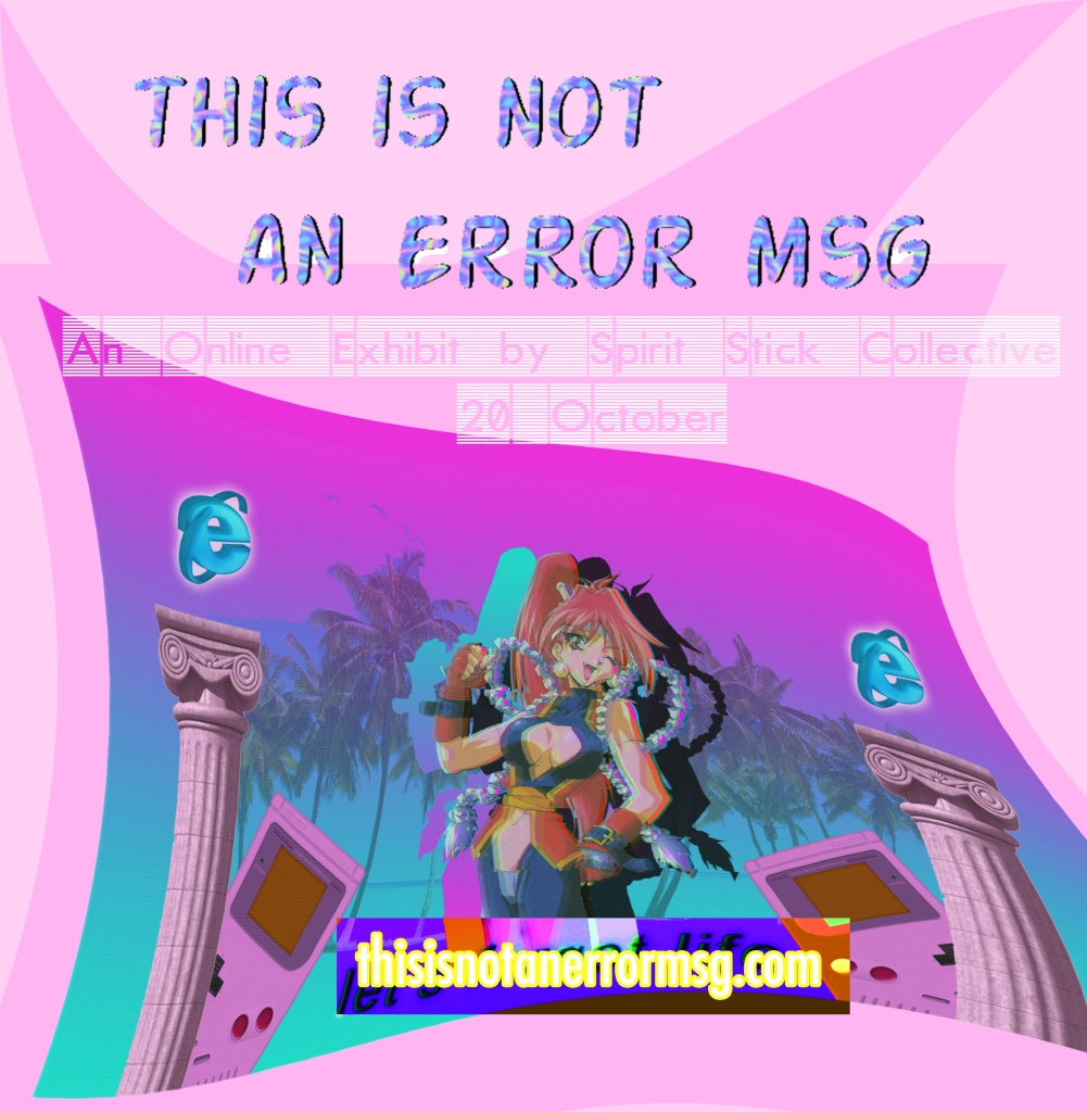 not an error msg